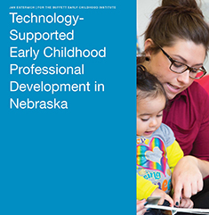 Technology-Supported Early Childhood Professional Development in Nebraska