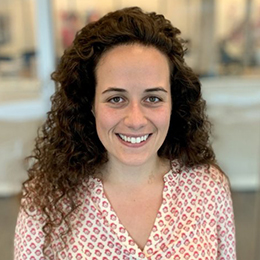 Molly Goldberg, Graduate Assistant