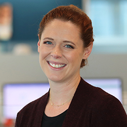 Sara Vetter, Project Manager